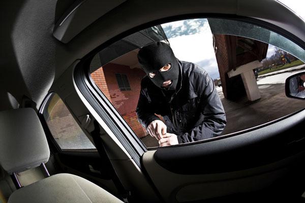سرقت اتومبیل