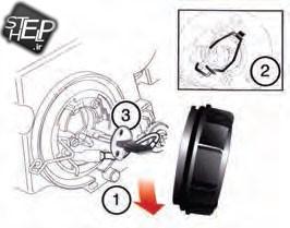 تعویض چراغ جلو خودرو