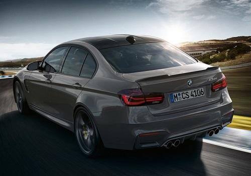 BMW M3 CS with 460 horsepower