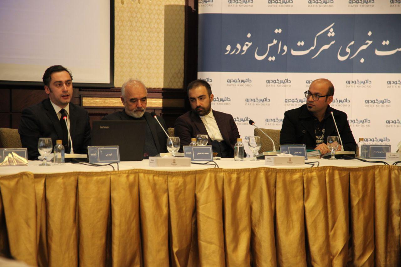 داتیس خودرو ایرانیان و مجوز واردات خورو