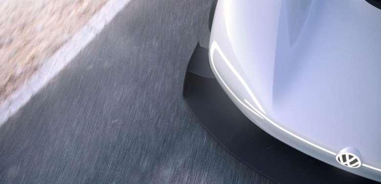اتومبیل مسابقهای برقی فولکسواگن
