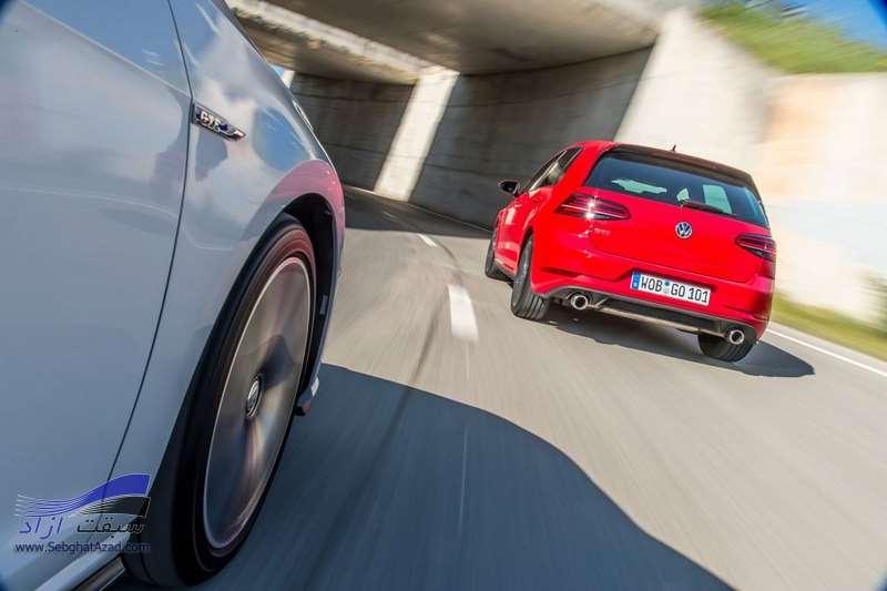فولکس واگن گلف GTI Performance