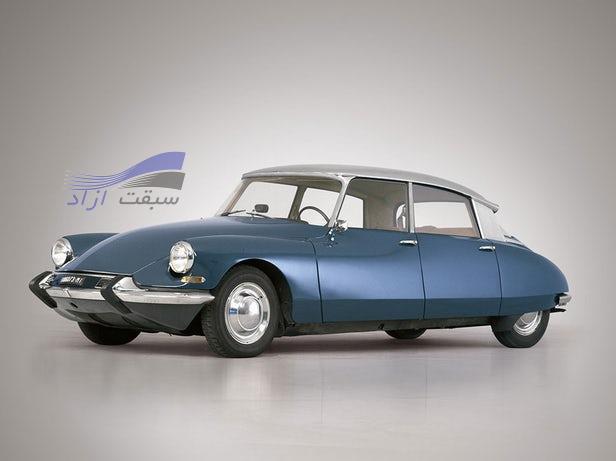 سیتروئن DS مدل 1955