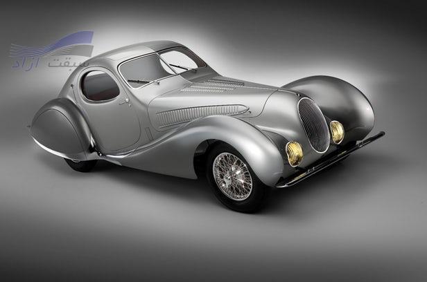 تالبوت Lago T150C مدل 1937