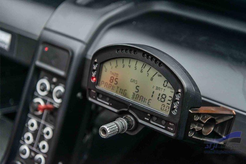 ابر خودروی مسابقه ای مکزیکی VUHL05