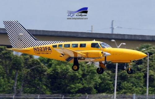 راهاندازی 12 تاکسی هوایی در آسمان ایران تا پایان سال