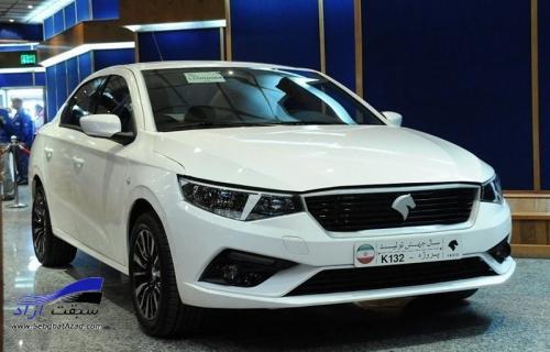 طرح فروش خودرو جدید K132 شرکت ایران خودرو منتشر شد - تیر 99