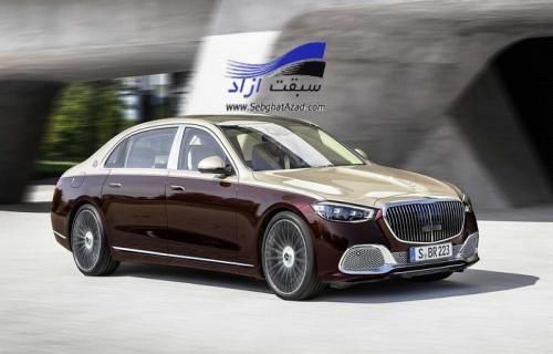 مرسدس بنز میباخ اس کلاس مدل 2021، نهایت لوکس بودن یک خودرو