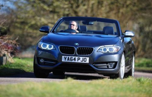 بررسی BMW کروک سری 2، شیک چالاک