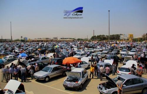 سونامی عجیب در بازار خودرو