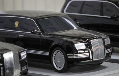 پوتین صاحب خودروی ملی روسیه میشود