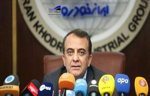 یکه زارع مدیرعامل ایرانخودرو بازداشت شد
