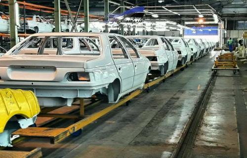 پیوند خودروسازان و قطعه سازان