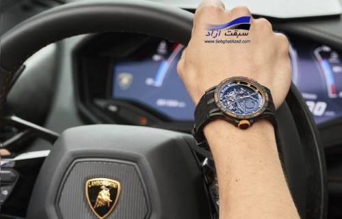 همکاری مشترک خودروسازان با شرکتهای سازنده ساعت