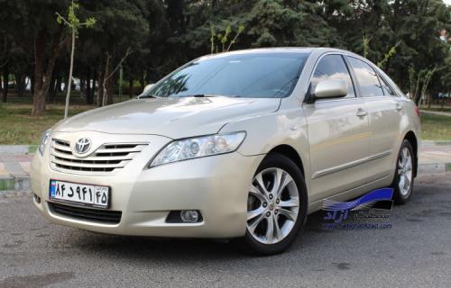 تجربه رانندگی با تویوتا کمری GL 2007، میانسال محبوب ژاپنی