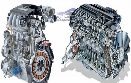 تفاوت موتورهای بنزینی و دیزلی + فیلم
