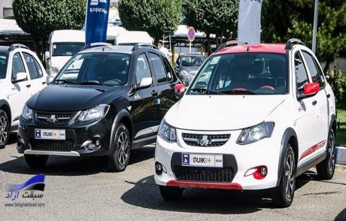 پارس خودرو محصول جدید کوییک آر پلاس را رونمایی کرد