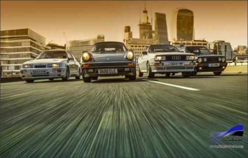 نگاهی به برترین خودروهای دهه 80 میلادی