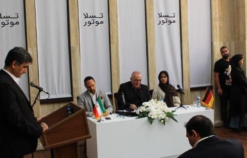 تسلا موتور قشم نماینده جدید بیامو در ایران با خودروهای برقی استارت میزند