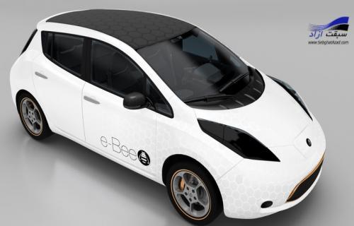 تصور خودروسازان از خودروی آینده؛ خودروی کانسپت e-Bee