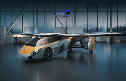 معرفی دو خودروی پرنده
