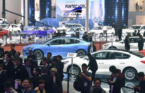 برترین خودروهای الکتریکی نمایشگاه خودروی شانگهای 2019 - قسمت دوم
