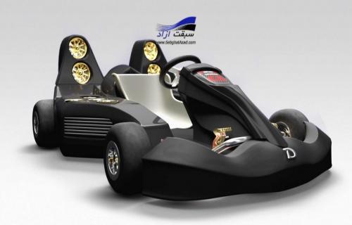 سریعترین خودروی کارتینگ جهان Daymak Blast C5