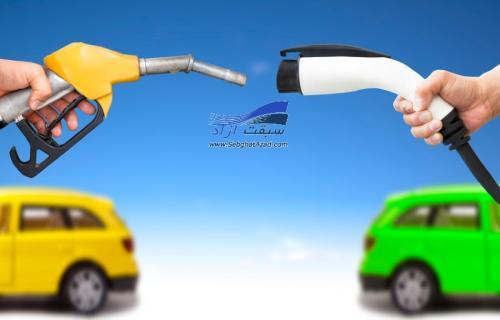 تاثیر موتورهای هیبریدی در صنعت خودرو