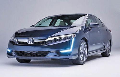هوندا سبزترین خودروی جهان را تولید میکند