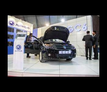 تولید جیلی gc6 در ایران توسط شرکت خودروسازان بم