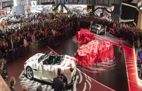 خودروهایی که در اولین روز نمایشگاه ژنو 2018 رونمایی شدن