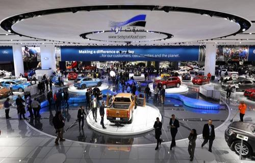 کرونا نمایشگاه خودرو دیترویت 2020 را نیز لغو کرد