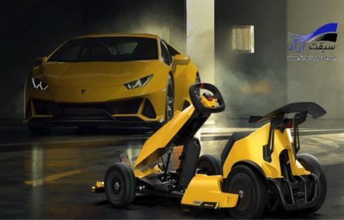 لامبورگینی و شیائومی خودروی کارتینگ الکتریکی میسازند