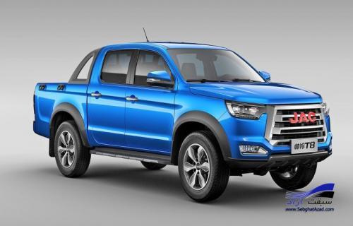 امکانات و مشخصات فنی جک T8 کرمان موتور مشخص شد