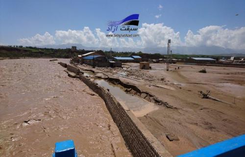 تبعات سنگین حوادث طبیعی اخیر در کشور