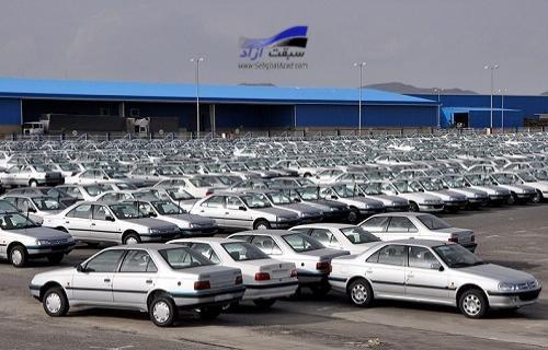 ايران خودرو در تعطيلات تابستانی خودرو تحويل مشتريان می دهد