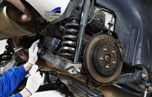 15 هشدار برای جلوگیری از خرابی جلوبندی خودرو
