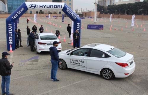تست درایو محصولات هیوندایی کرمان موتور در سرتاسر کشور شروع شد