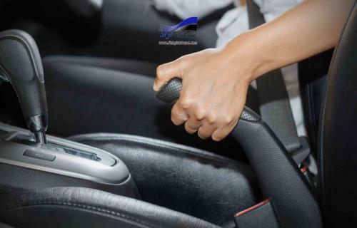 نکات کلیدی برای استفاده از ترمز دستی