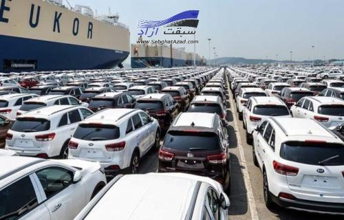 بیکاری 6هزار نفر از واردکنندگان خودرو/ وزارت صنعت در واگذاری خودروسازیها کم کاری کرده است