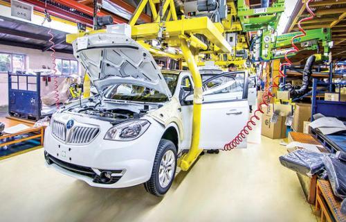 رکوردشکنی «یوآن» در خودروسازی ایران