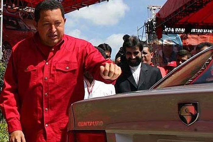 صادارت سمند به ونزوئلا
